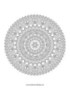 Regal Mandala