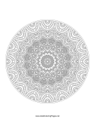 Wholeness Mandala