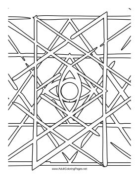 Illuminate coloring page