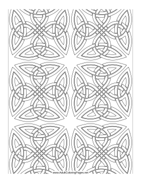 Points coloring page