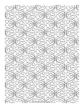 Ripple coloring page