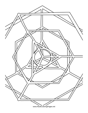 Rotate coloring page