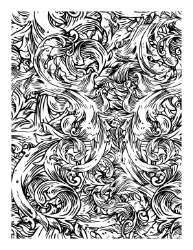 Bloom coloring page