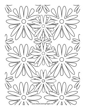 Groovy coloring page