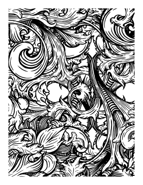 Overcome coloring page