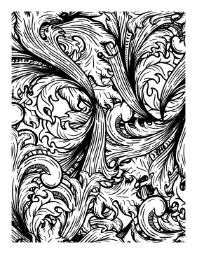 Splash coloring page