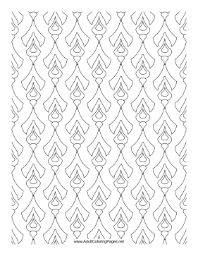 Wood Grain coloring page